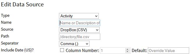 Configuring CSV